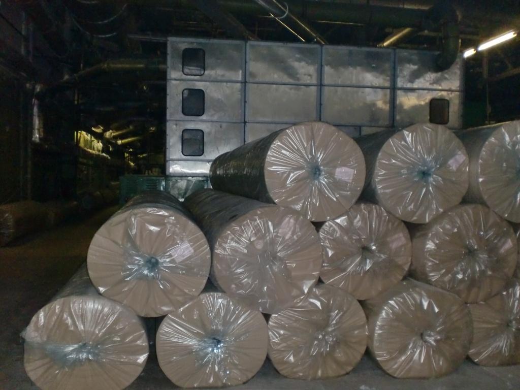 Производство геотекстиля Геоманит